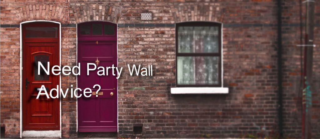 Need party wall advice?
